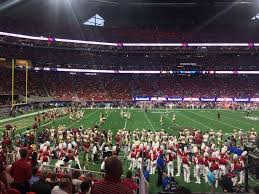 mercedes florida alabama 24 vs florida state 7 atlanta s mercedes stadium