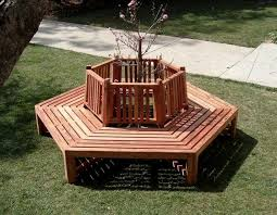 Tree Bench Ideas Tree Benches 34 Design Images With Tree Trunk Bench Plans