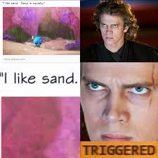 Sand Meme - i don t like sand meme by osokodiak memedroid