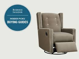 Recliner Rocking Chair The Best Gliders And Rocking Chairs You Can Buy On Amazon