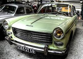 peugeot classic cars peugeot 404 car old free photo on pixabay