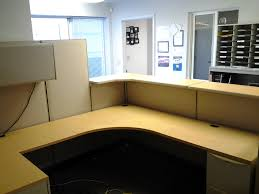 Custom Reception Desk by Welcome To California Cubicles Products