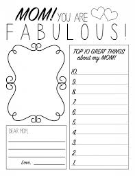 Halloween Acrostic Poems Printable Mother U0027s Day Sheets For Kids U2013 South Shore Mamas