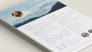 Free Resume Template Pdf Resume Graphic Design Resume Template
