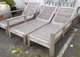 Lounge Patio Furniture Magnificent Teak Chaise Lounge Chairs For Ideas Of