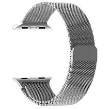 stainless steel bracelet strap images Apple watch band jetech 38mm milanese loop stainless jpg