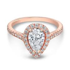 halo engagement ring settings only 49 best pear rings images on pear