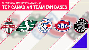 what nfl team has the most fans nationwide ranking canadian team fan bases sporting news