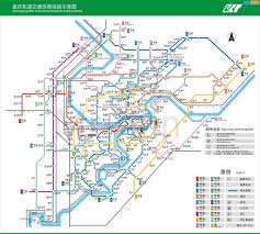 Chongqing China Map by Chongqing Public Transport Page 30 Skyscrapercity