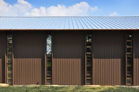 Modern Barns Kentucky Barns Of Bamboo And Steel U2039 Architects And Artisans