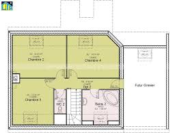 maison avec 4 chambres maison 4 chambres 1 etage plan newsindo co