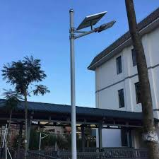 Solar Street Light Technical Specifications by Rohnel Building Solutions
