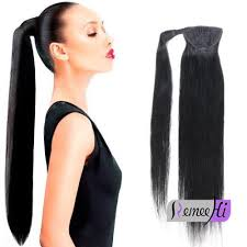 clip on ponytail remeehi remy human hair clip ponytails 80g human hair