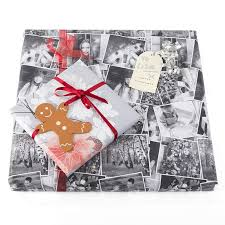 design your own wrapping paper personalised wrapping paper uk print your christmas photo gift wrap