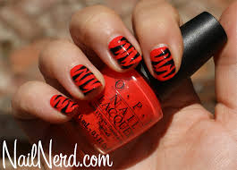 prev next weet red best nail polish design nail polish designs