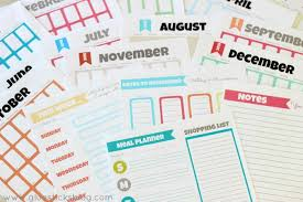 free printable life planner 2015 free printable 2015 planner pages share your craft pinterest