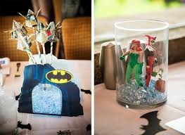 batman centerpieces christopher kevin s batman vs mr freeze heroes and villains