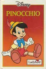pinocchio book ebay
