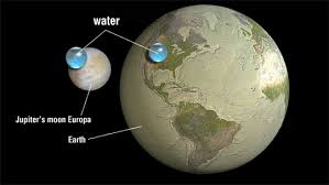 did earth s water really come from