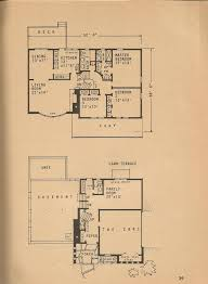 vintage house plans ranches and split levels antique alter ego
