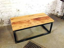 metal frame for table top iron frame coffee table coffe metal frame wooden top coffee table
