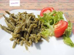 cuisiner les haricots verts la cuisine en de maryline haricots verts au boursin