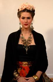 How To Look Like Beyonce For Halloween by What I Wore Halloween Guide Frida Kahlo Costumes Halloween