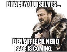 Affleck Batman Meme - ben affleck as batman best reactions internet memes best of