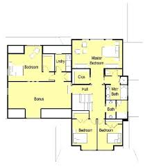 six bedroom floor plans contemporary house floor plans modern small house plans and