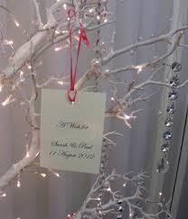 wedding wish trees wow factor wedding the wish tree