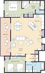 Two Bedroom Hotels Orlando 3 Bedroom Suites In Orlando Design Wik Iq