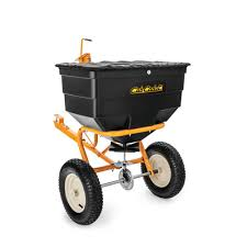 cub cadet 175 lb broadcast spreader 19a40039100 the home depot
