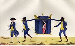 Sedan Chairs Before 1800 Jamaica History Blog