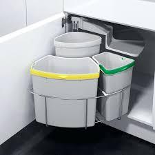 poubelle tri selectif cuisine poubelle cuisine tri selectif poubelle tri saclectif pivotante 3