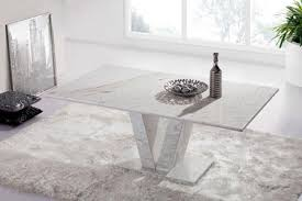 grey marble dining table hera white grey marble v leg dining table and 6 chairs