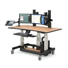 Adjustable Computer Desks Office Desk Stand Office Desk Ergo Desks Furniture For Home