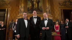 black friday in germany trudeau warns black tie business elite to u0027get real u0027 about anxiety