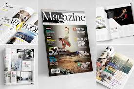 love graphic design indesign magazine template 04