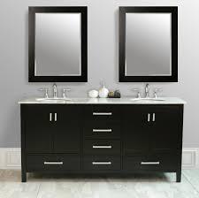 All Wood Vanity For Bathroom Bathrooms Design Wood Double Vanity Solid Wood Double Vanity