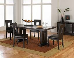 asian style dining room furniture round rosewood dining set in