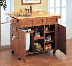 kitchen island trash kitchen island with trash bin kitchen kitchen cart with