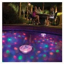 battery operated floating pool lights 34 best unique pool features images on pinterest decks pool ideas