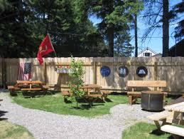 Backyard Beer Garden The Duck Pond Eatery And Beer Garden Christmas Michigan