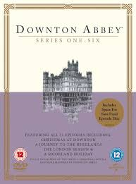 downton series 1 6 dvd zavvi