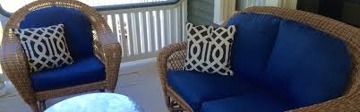 Patio Furniture Cushion Covers - custom furniture upholstery reupholstery renewal and restoration