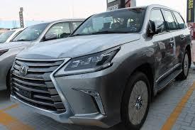 lexus used car showroom dubai used lexus lx 570 2017 car for sale in dubai 722878 yallamotor com