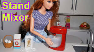 How To Make Doll Kitchen How To Make A Doll Stand Mixer Kitchen Miniature Crafts Diy