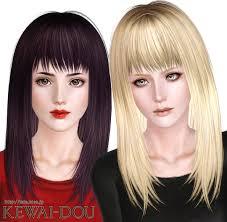 sims 3 updates downloads fashion genetics hair page 79