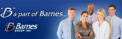 Jobs Barnes Work At Barnes Group Careerbuilder