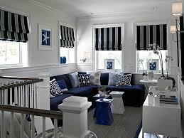 phenomenal blue room with white roof living room black window trim